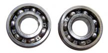 HUSQVARNA 181 281 285 288 385 394 3120 JONSERED 2094 2095 20186 2188 CRANK BEARINGS